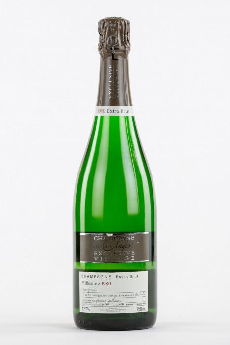 Champagne Exclusive Vintage Millésime 1980