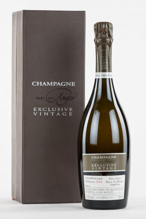Champagne Extra Brut Exclusive Vintage Millésime 2004