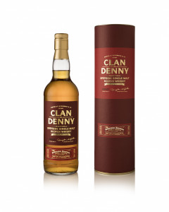 Whisky Clan Denny en Speyside